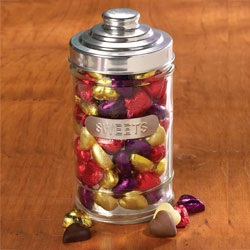 Sweet Hearts Candy Canister data-pin-no-hover=