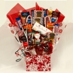 Winter Wonderland Candy Bouquet