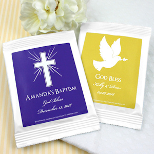 Personalized Religious Design Margarita Mix Favors imagerjs
