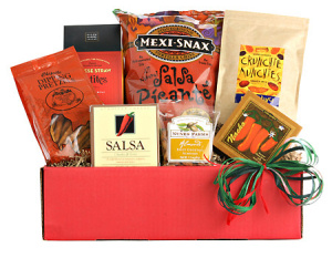 Spicy Snack Attack Gift Box imagerjs