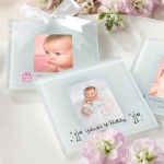 Personalized Baby Photo Coaster Favors (Set of 12)