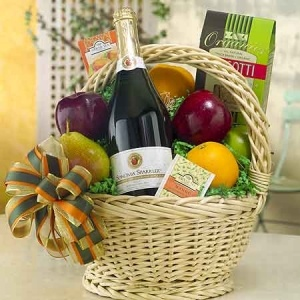 Fruitful Rewards Basket image