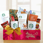 Starbucks Coffee All that Sparkles Holiday Gift Set