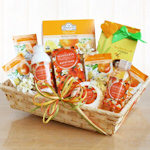 Citrus Spa & Tea Experience Gift Set