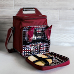 Personalized Picnic Cooler Set (2 Colors)