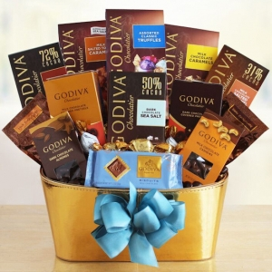 Godiva Chocolate Treasures imagerjs