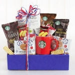 Starbucks Celebration Box