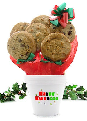 Kwanzaa Cookie Pot imagerjs