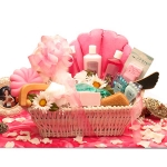 Ultra Relaxation Bath & Body Gift Basket