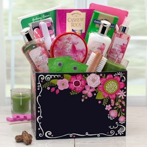 Exotic Getaway Spa Gift Box imagerjs