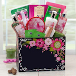 Exotic Getaway Spa Gift Box