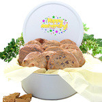 Anniversary Cookie Gift Tin