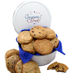 Congrats Grad Cookie Gift Tin
