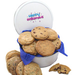 Retirement Cookie Gift Tin
