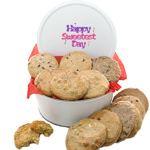 Sweetest Day Cookie Gift Tin