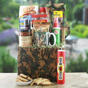 Hunting Season Gift Basket imagerjs