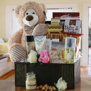 Totally Spa Gift Basket imagerjs