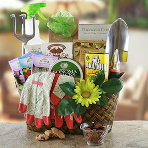 Potters Passion Gardening Gift Basket imagerjs