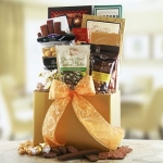 Good as Gold Holiday Chocolate Gift