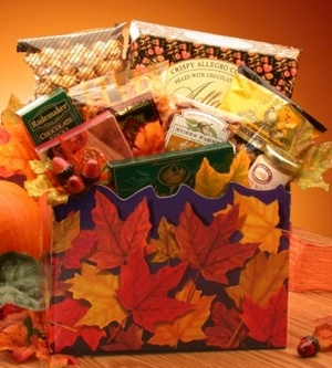 Flavors Of Autumn Basket image
