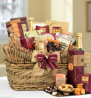All Seasons Gourmet Basket imagerjs