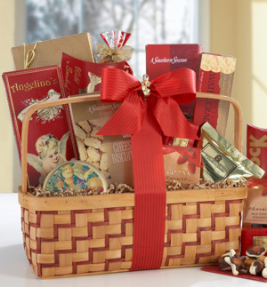 Gourmet Favorites Gift Basket imagerjs