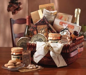Imperial Fare Gourmet Basket image