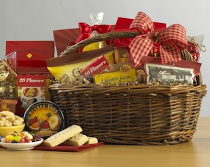 Snacker's Delight Gift Basket imagerjs