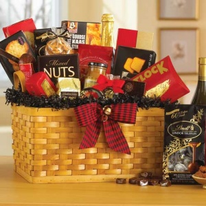First Rate Gourmet Snack Basket image