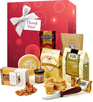 Gourmet Thank You Gift Box imagerjs