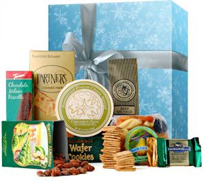 Winter Thoughts Gourmet Snowflake Gift Box imagerjs