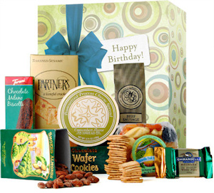Gourmet Birthday Design Snack Box imagerjs
