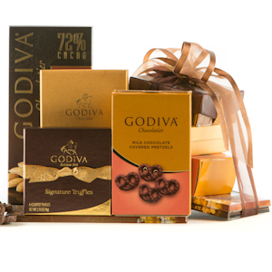 Godiva's Signature Chocolates imagerjs