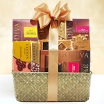 Godiva Milk Chocolate Gift Basket
