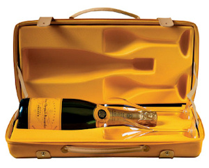 Veuve Clicquot Champagne Travel Tote imagerjs