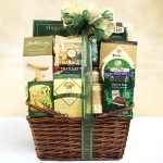 Elegant Thank You Gift Basket