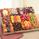 Fruit and Nut Extravagance Party Tray
