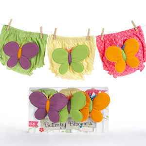 Butterfly Diaper Cover Bloomer Set imagerjs
