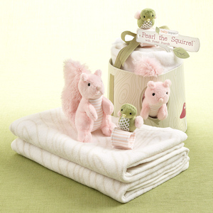 Pearl the Squirrel and Forest Friends Woodland Gift Set imagerjs