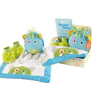 Monster Party Three Piece Gift Set imagerjs