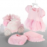 Little Princess Three-Piece Clothing Gift Set