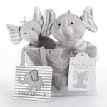Little Peanut Elephant 5 Piece Gift Set