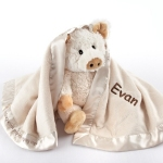 Pig in a Blanket Two Piece Gift Set