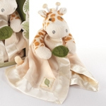 Jakka the Giraffe Lovie Gift Set