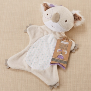 Cuddles and Snuggles Plush Koala Baby Lovie imagerjs