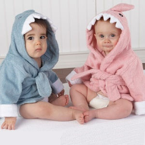 Hooded Towels & Robes