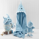 'Let the Fin Begin' Shark Bath Gift Set