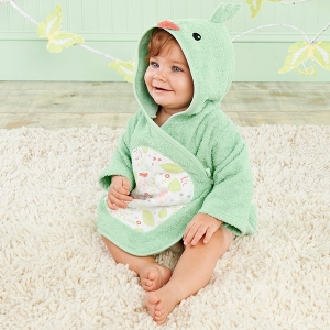 Sweet Tweet Bird Hooded Spa Robe imagerjs