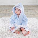 Little Prince Hooded Spa Robe