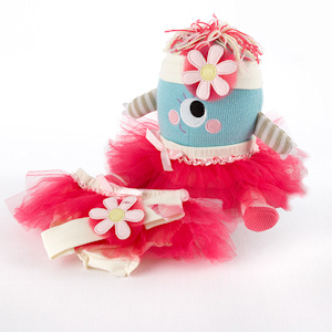 Clara the Closet Monster Bloomers Headband & Toy Set imagerjs